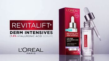 L'Oreal Paris Revitalift Hyaluronic Acid Serum TV Spot, 'Plump & Reduce Wrinkles' Feat. Eva Longoria - Thumbnail 10