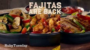 Ruby Tuesday Fajitas Fiesta TV Spot, 'Back: Delivery' - Thumbnail 2