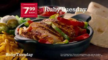 Ruby Tuesday Fajitas Fiesta TV Spot, 'Back: Delivery' - Thumbnail 4