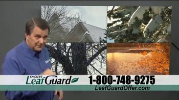 LeafGuard 99 Cent Install Sale TV Spot, 'Million Satisfied Customers' - Thumbnail 1