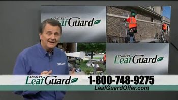 LeafGuard 99 Cent Install Sale TV Spot, 'Million Satisfied Customers' - 64 commercial airings