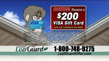 LeafGuard 99 Cent Install Sale TV Spot, 'Million Satisfied Customers' - Thumbnail 7