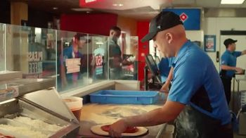 Domino's $5.99 Large 2-Topping TV Spot, 'Pepperoni Guy' [Spanish]