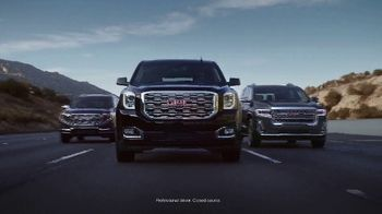 GMC Ring in the New Year TV Spot, 'Rule of Three' [T2]