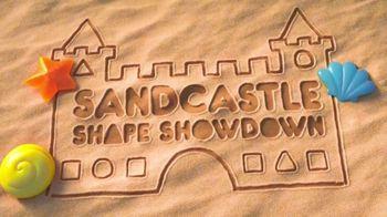 Noggin TV Spot, 'Sandcastle Shape Showdown'