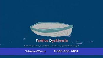 Talk About TD TV Spot, 'TD Portrayal: Rocking Torso & Darting Tongue'