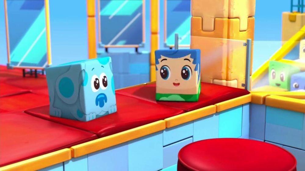 Noggin App TV Commercial, 'Block Party'