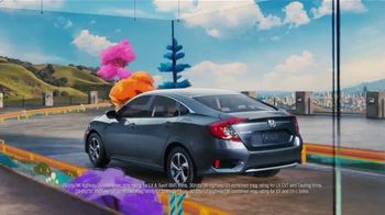 Honda Civic TV Spot, 'The Whole Package' [T2]