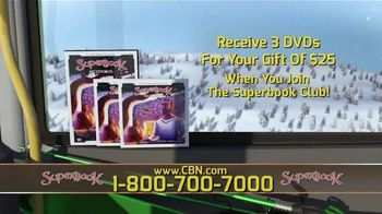 CBN Superbook TV Spot, 'Nicodemus' - Thumbnail 4