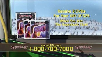 CBN Superbook TV Spot, 'Nicodemus' - Thumbnail 5