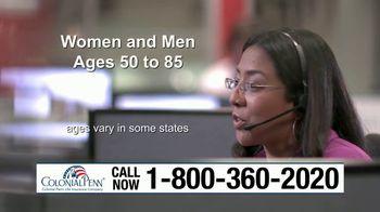 Colonial Penn TV Spot, 'Social Security Death Benefit' - Thumbnail 4