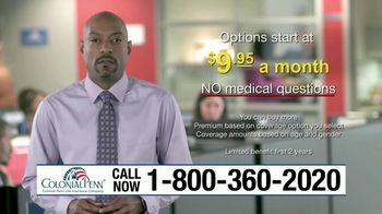 Colonial Penn TV Spot, 'Social Security Death Benefit' - Thumbnail 5