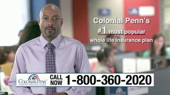 Colonial Penn TV Spot, 'Social Security Death Benefit' - Thumbnail 6