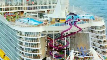 Royal Caribbean Cruise Lines TV Spot, 'Live Your Best Life: $499' Song by Spencer Ludwig - Thumbnail 1