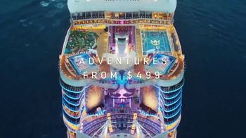 Royal Caribbean Cruise Lines TV Spot, 'Live Your Best Life: $499' Song by Spencer Ludwig - Thumbnail 10
