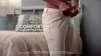 Depend FIT-FLEX Underwear for Women TV Spot, 'Playtime Fun' - Thumbnail 6
