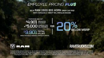 Ram Trucks Employee Pricing Plus TV Spot, 'Ram Nation' [T2] - Thumbnail 7