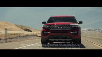 2020 Ford Explorer Hybrid TV Spot, 'Civilization' [T1] - Thumbnail 8