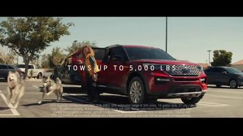 2020 Ford Explorer Hybrid TV Spot, 'Civilization' [T1] - Thumbnail 9