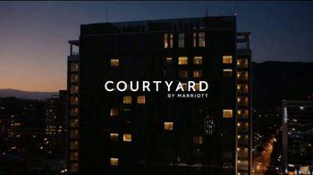 Courtyard by Marriott TV Spot, 'Proud' - Thumbnail 10