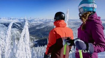 Visit Montana TV Spot, 'Your Montana Moment: Slopes'