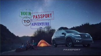 2019 Honda Passport TV Spot, 'Your Passport to Adventure' Song by Wolfmother [T1] - Thumbnail 9