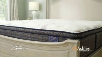 Ashley HomeStore New Year's Mattress Sale TV Spot, 'Any Size' Song by Midnight Riot - Thumbnail 3