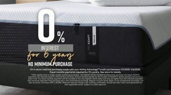 Ashley HomeStore New Year's Mattress Sale TV Spot, 'Any Size' Song by Midnight Riot - Thumbnail 6