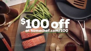 Home Chef TV Spot, 'Go Together: $100 Off' - Thumbnail 8