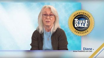 TrustDALE TV Spot, 'Diane'