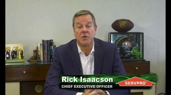 SERVPRO TV Spot, 'First Responder Bowl' - Thumbnail 2