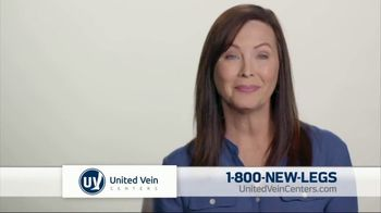 United Vein Centers TV Spot, 'Changed My Life'
