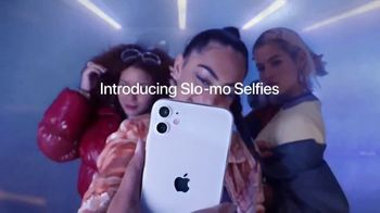 Apple iPhone 11 TV Spot, 'Group Slofie' Song by Channel Tres - Thumbnail 6