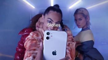 Apple iPhone 11 TV Spot, 'Group Slofie' Song by Channel Tres - Thumbnail 7
