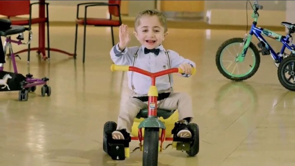 Shriners Hospitals for Children TV Commercial, 'Best Part of Our Day'