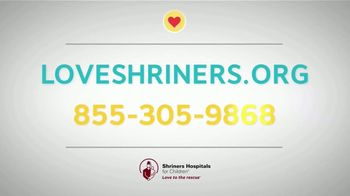 Shriners Hospitals for Children TV Spot, 'Best Part of Our Day' - Thumbnail 9