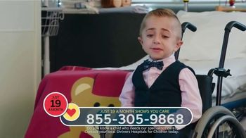 Shriners Hospitals for Children TV Spot, 'Best Part of Our Day' - Thumbnail 6