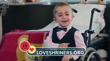 Shriners Hospitals for Children TV Spot, 'Best Part of Our Day' - Thumbnail 7
