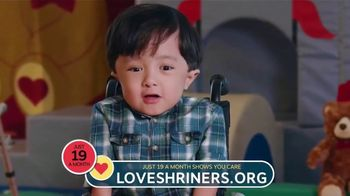 Shriners Hospitals for Children TV Spot, 'Best Part of Our Day' - Thumbnail 8