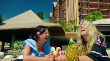 Disney Aulani TV Spot, 'Disney 360: One on One Time' Featuring Peyton Elizabeth Lee - Thumbnail 2