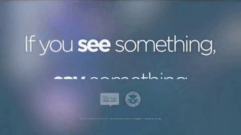 U.S. Department of Homeland Security TV Spot, 'Why: See Something, Say Something' - Thumbnail 8