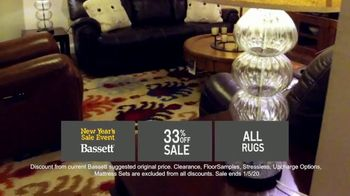 Bassett New Year's Sales Event TV Spot, '33% Off Entire Store' - Thumbnail 7