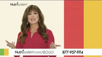 Nutrisystem BOGO Sale TV Spot, 'Personal Plans' Featuring Marie Osmond