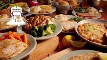 Bob Evans Dinner Bell Plates TV Spot, 'Dinner on the Farm' - Thumbnail 6