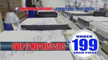 American Freight Warehouse Liquidation TV Spot, 'Bedroom Sets, Mattress Sets and Sofas' - Thumbnail 2