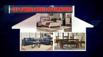 American Freight Warehouse Liquidation TV Spot, 'Bedroom Sets, Mattress Sets and Sofas' - Thumbnail 5