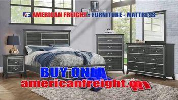 American Freight Warehouse Liquidation TV Spot, 'Bedroom Sets, Mattress Sets and Sofas' - Thumbnail 8