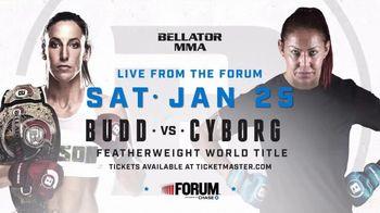 Bellator MMA TV Spot, 'Budd vs. Cyborg' - Thumbnail 8