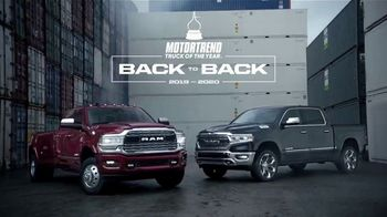 Ram Trucks TV Spot, 'New Perspective' [T1] - Thumbnail 8