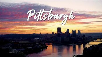 Visit Pittsburgh TV Spot, 'Pull up a Chair'